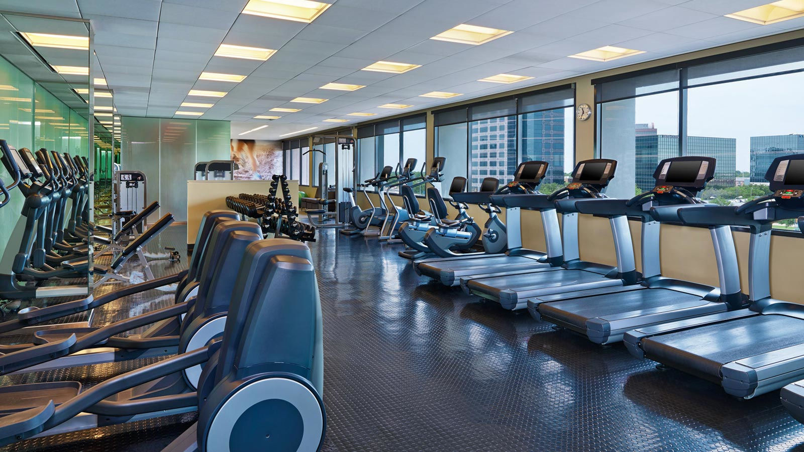 Galleria Dallas Hotel Features - Westin Workout