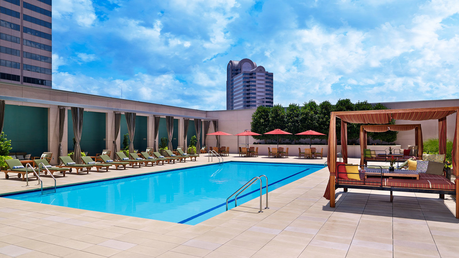 Galleria Dallas Hotel Features - Pool